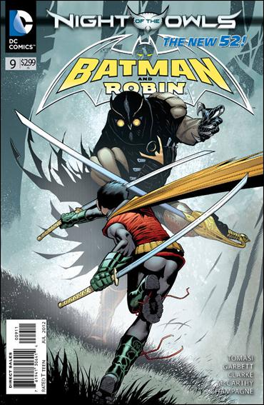 Batman and Robin (2nd Series)-9 (DC/New 52)