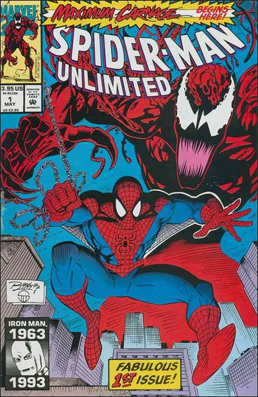 Spider-Man Unlimited 01A (1993 1st Series)