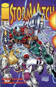 STORMWATCH Vol.1 Lot (Image/1993)