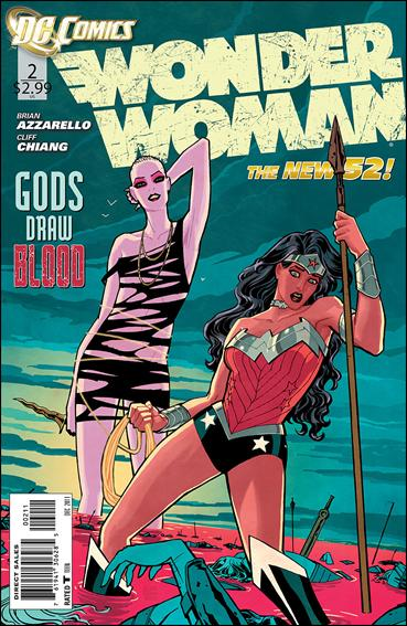 Wonder Woman (4th Series)-2 (DC-NEW 52 Titles)