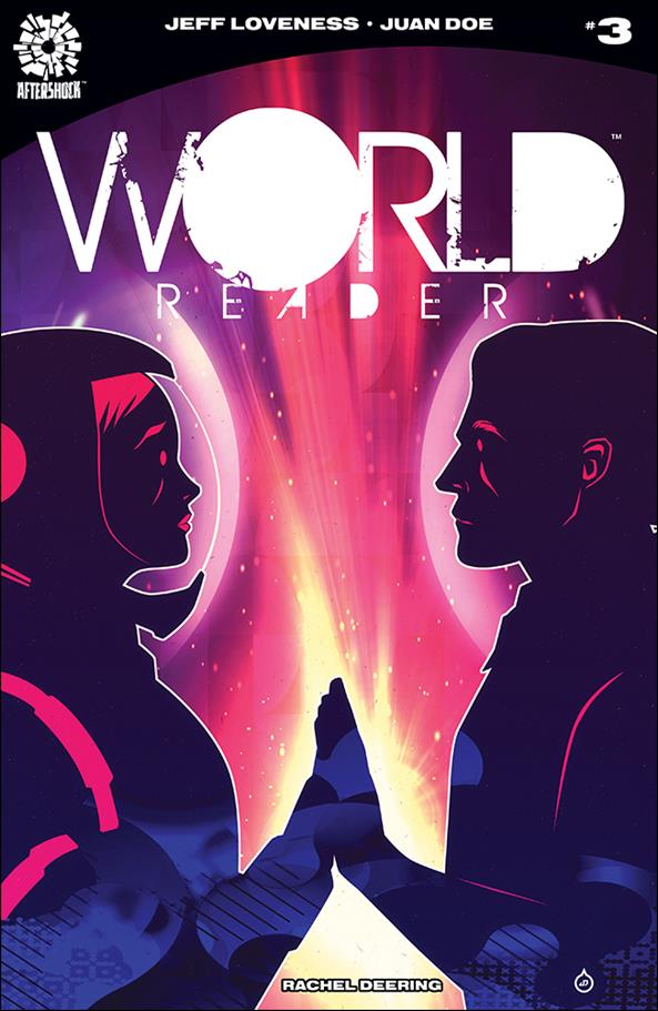 WORLD READER Lot (AfterShock/2017)