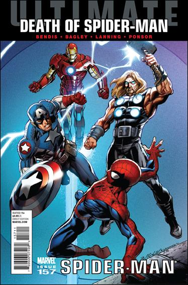 Ultimate Spider-Man-157/A