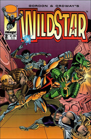 WILDSTAR:Sky Zero Set (Image/1993)*Full Run!