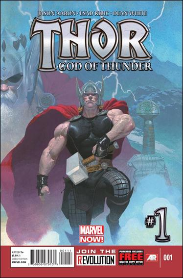 Thor: God of Thunder-1/A