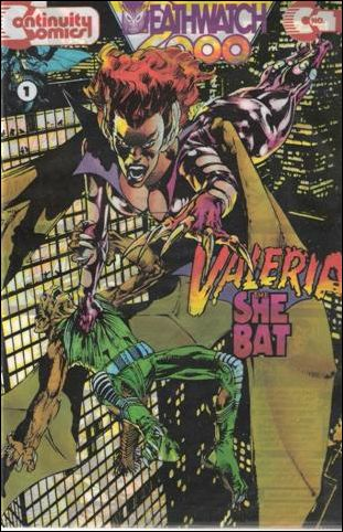 Valeria the She-Bat 01 (1993 Continuity)