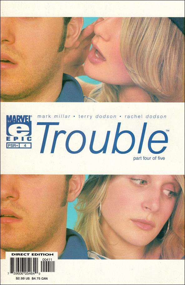TROUBLE Set (Marvel-Epic/2003)*Full Run!