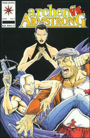 ARCHER and ARMSTRONG Lot (Valiant/1992)