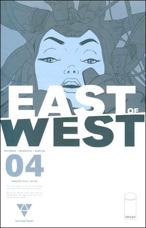East of West 04B (2013 Image)*SECOND PRINTING