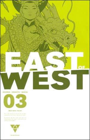 East of West 03B (2013 Image)*SECOND PRINTING