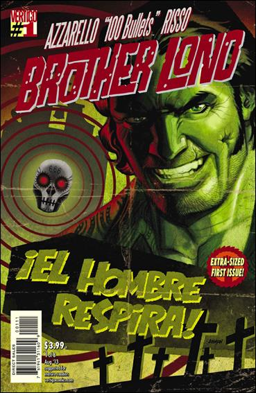 100 Bullets: Brother Lono 1