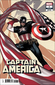 CAPTAIN AMERICA Vol.9 Lot (Marvel/2018 Series)
