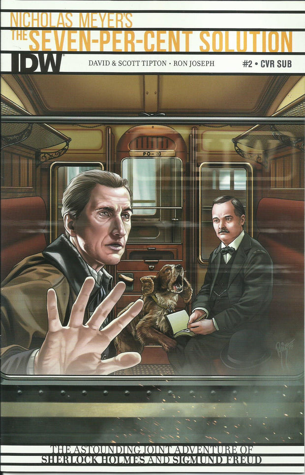 Adventure of Sherlock Holmes & Sigmund Freud:Seven-Per-Cent Solution