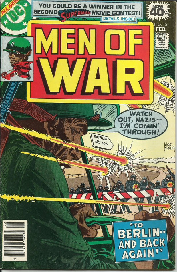 Men of War 13 (1977)*FINE/FINE+