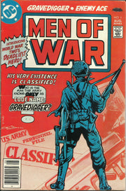 Men of War 01 (1977)*GOOD/GD+