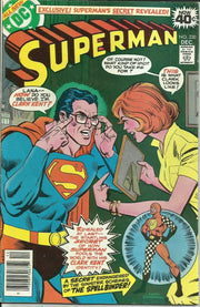 Superman 330 (1939 1st Series)*FINE/FINE+