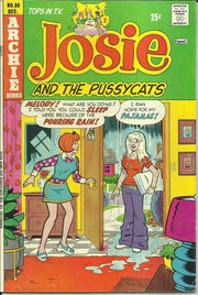 Josie and the Pussycats 80 (1963 1st Series)*FINE/FINE+