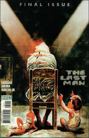 Y the LAST MAN Lot (DC-Vertigo/2002)*Hulu series coming