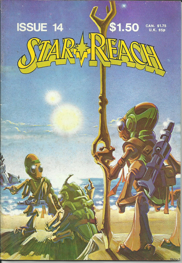 Star Reach 14 (1974)*GOOD+