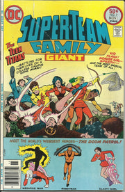 Super-Team Family 07 (1975)*GOOD-