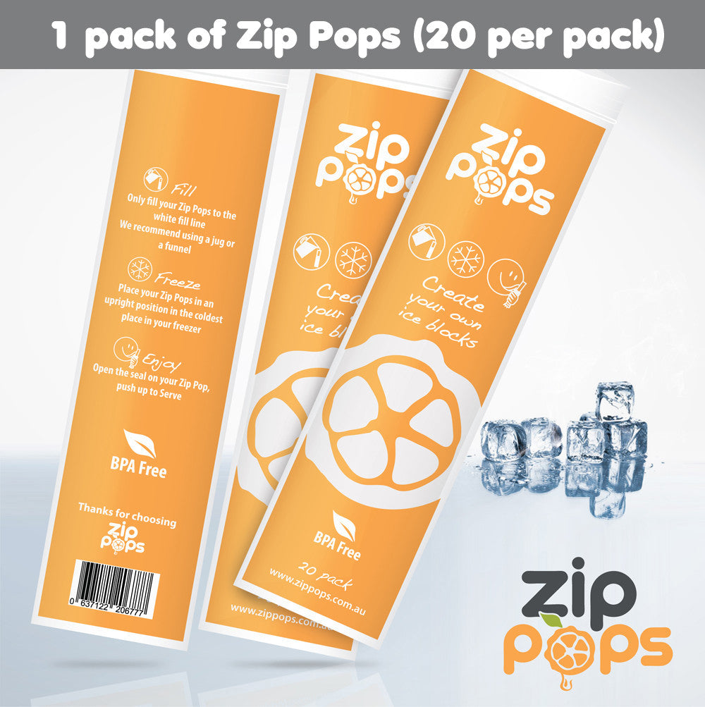 Zip Pops (20 Pack)