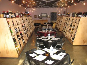 Table Wine Asheville - Wine and Food Pairing