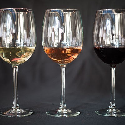 Try Three for Free Wine Tasting