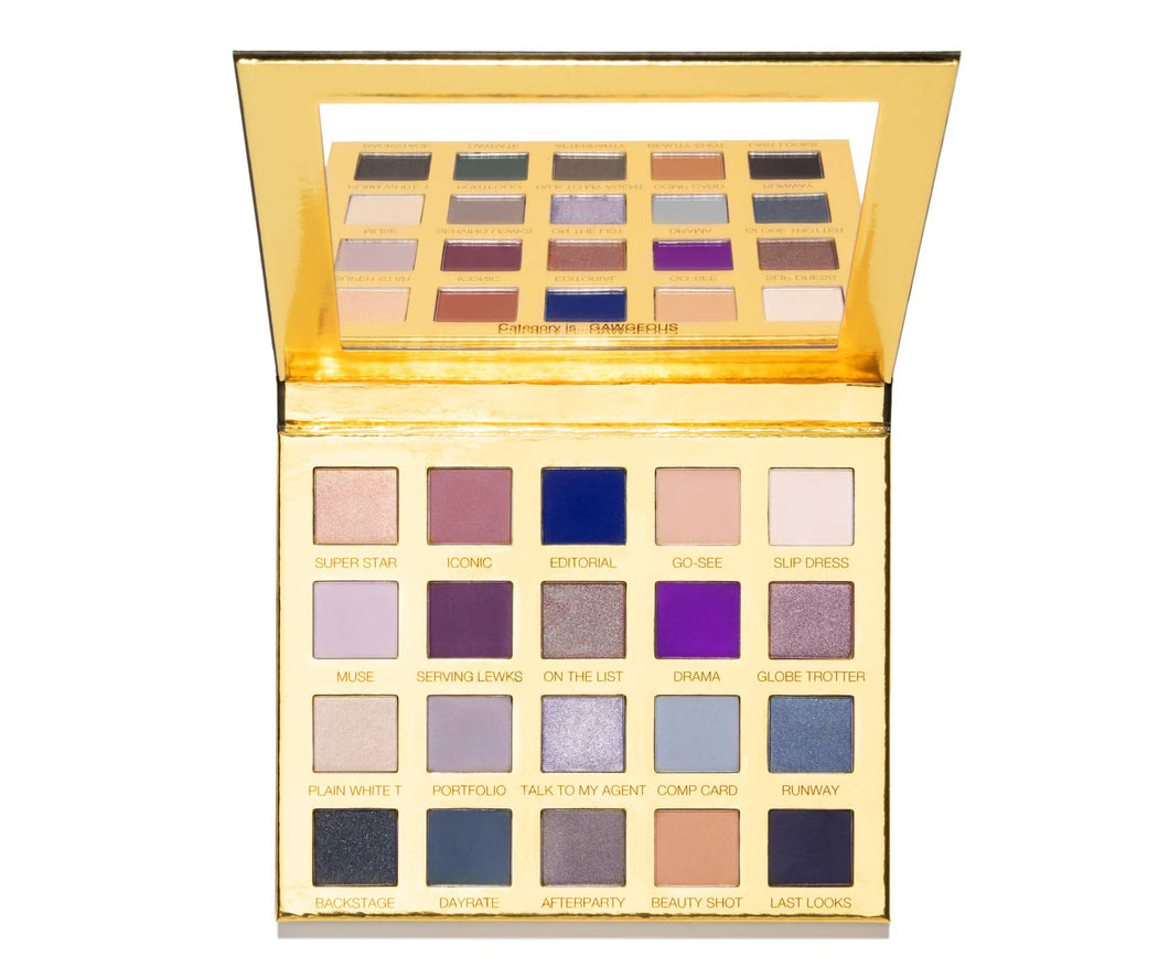 Scott Barnes Glamazon - Eyeshadow palette