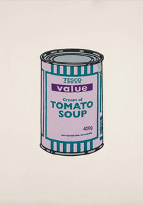 Soup Can (Lilac / Emerald / Purple)