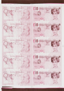 Di Faced Tenners (Pink)