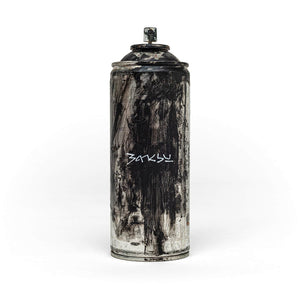 Black (Spray Can)