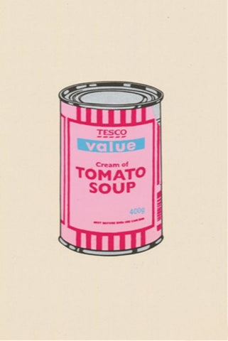 Soup Can (Pink / Cherry / Sky Blue)