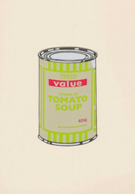 Soup Can (Sage Green / Lime / Cherry)