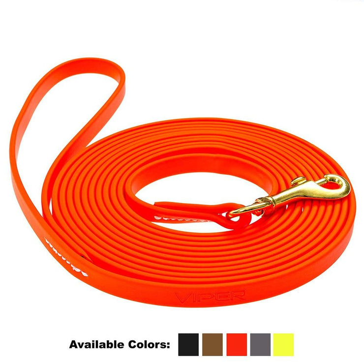 Biothane Long Line Leash
