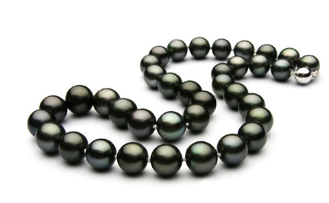 South Sea Pearl Strand Black