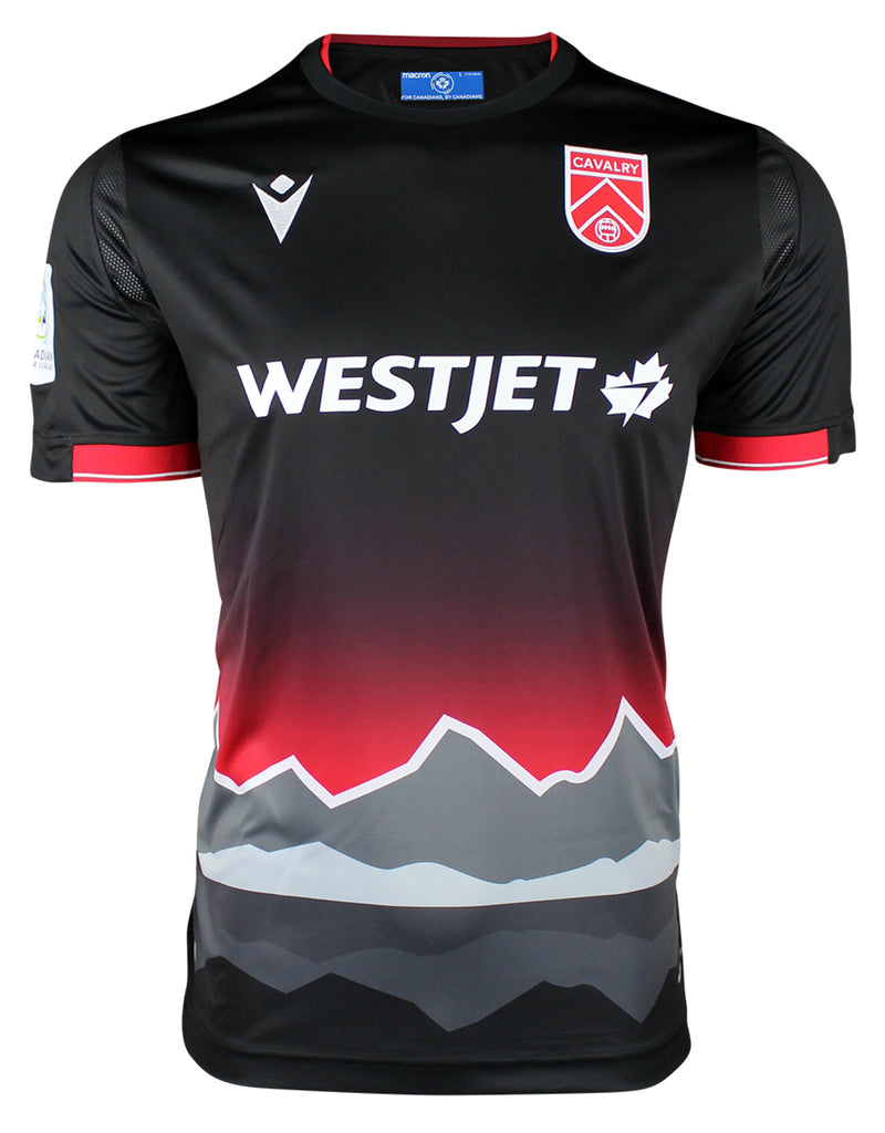 2020 Official Cavalry FC Away Adult Jersey