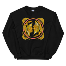 Load image into Gallery viewer, Gyeongbokgung Palace Sweater (Black)