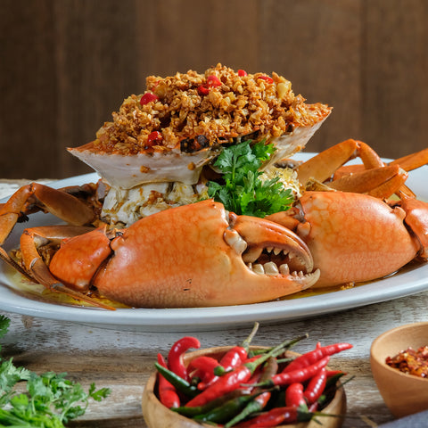 Crustasia's Signature Crabs