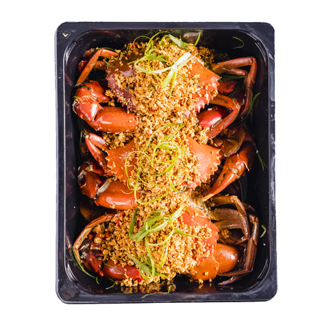 Crustasia's All Crab Tray (3 to 4 crabs, 1000g)