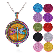 Load image into Gallery viewer, COLORFUL AROMATHERAPY NECKLACE