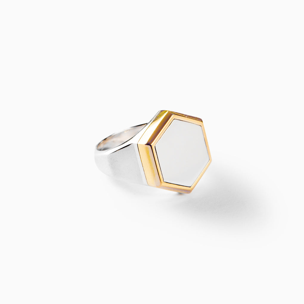 Iza-Jewelry-Hex Ring