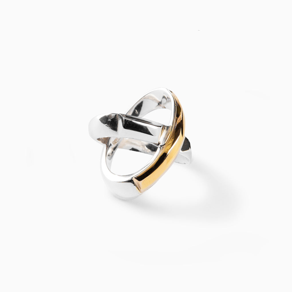 Vixen Ring | 14k Gold Detail