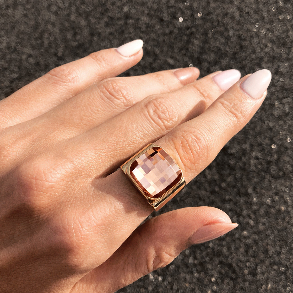 Legacy Ring | Square