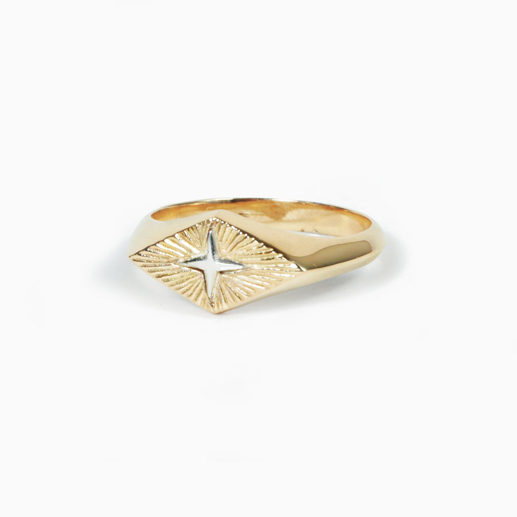 Eos Ring | 14k Gold