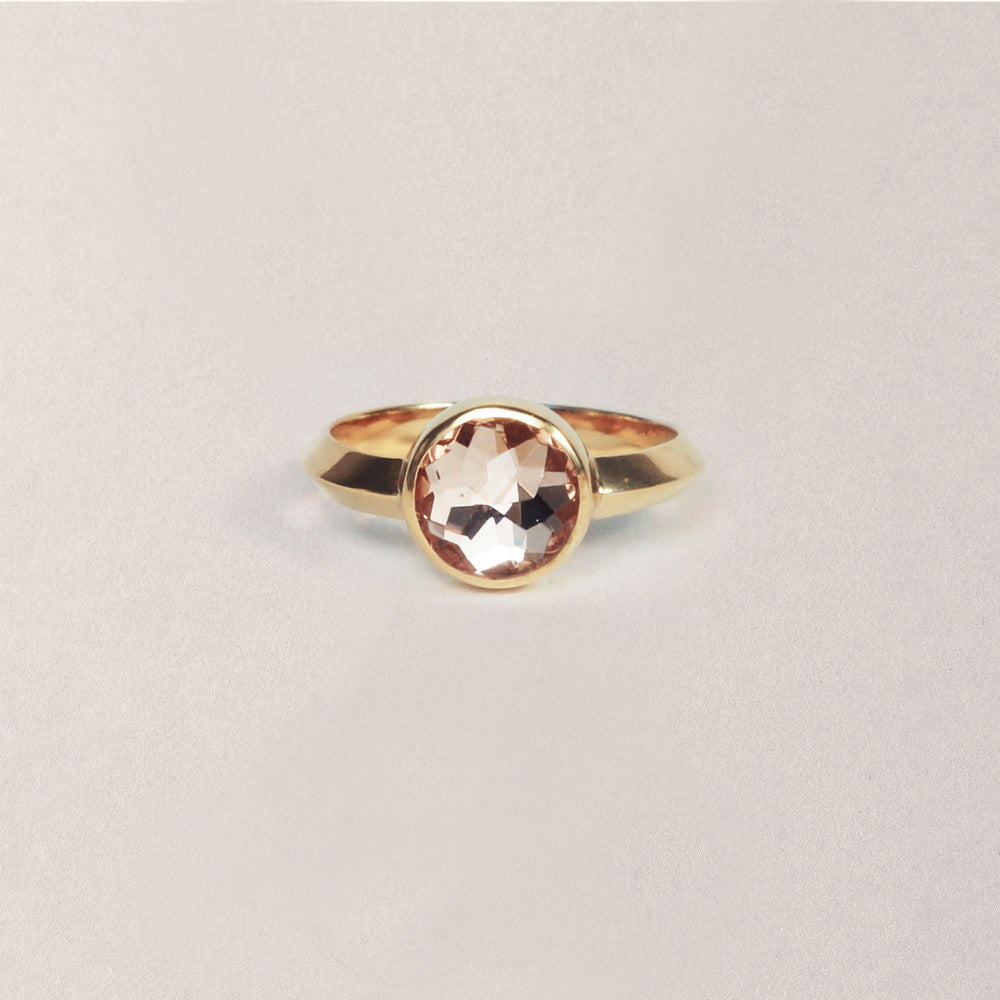 Demi Signature Ring | Round