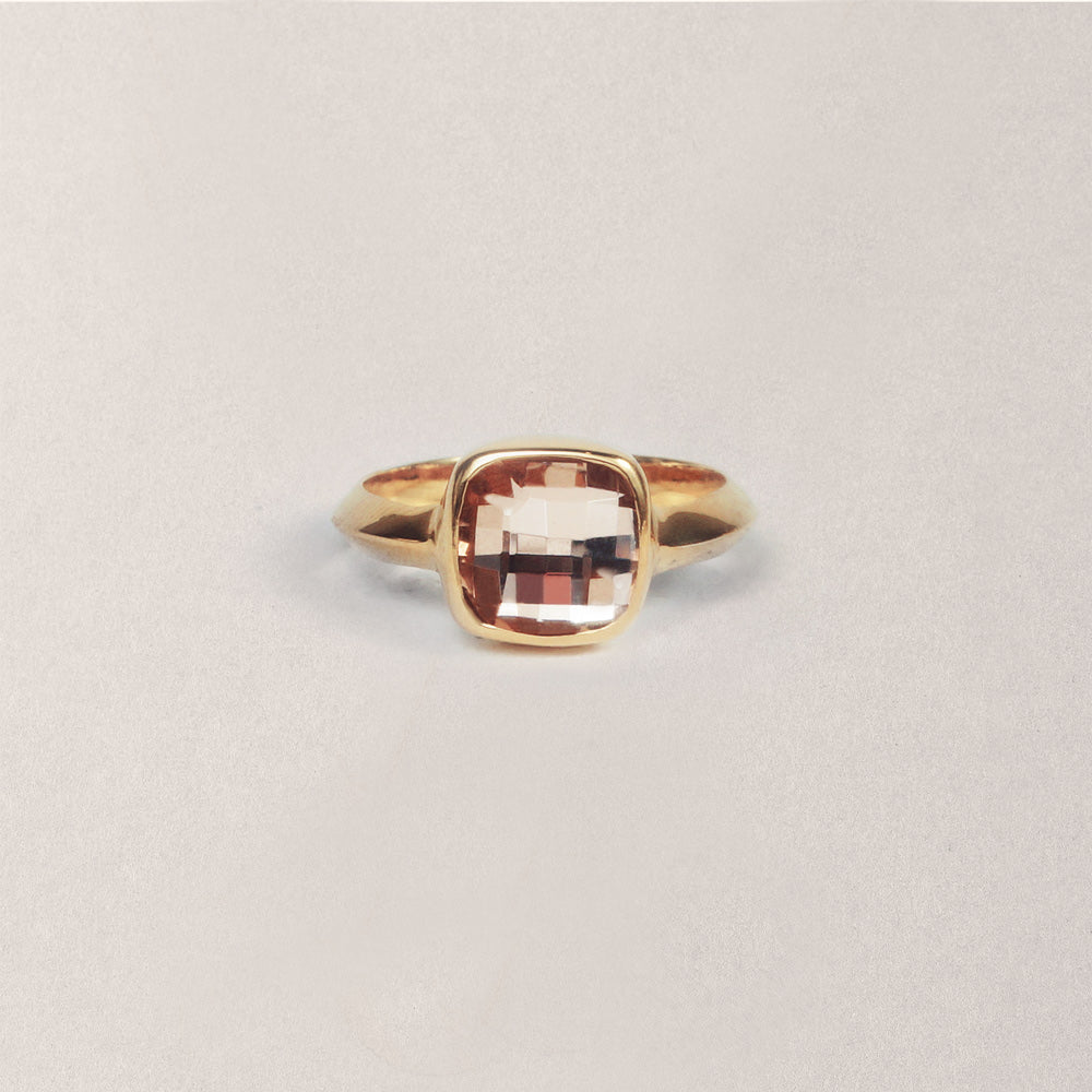 Demi Signature Ring | Square