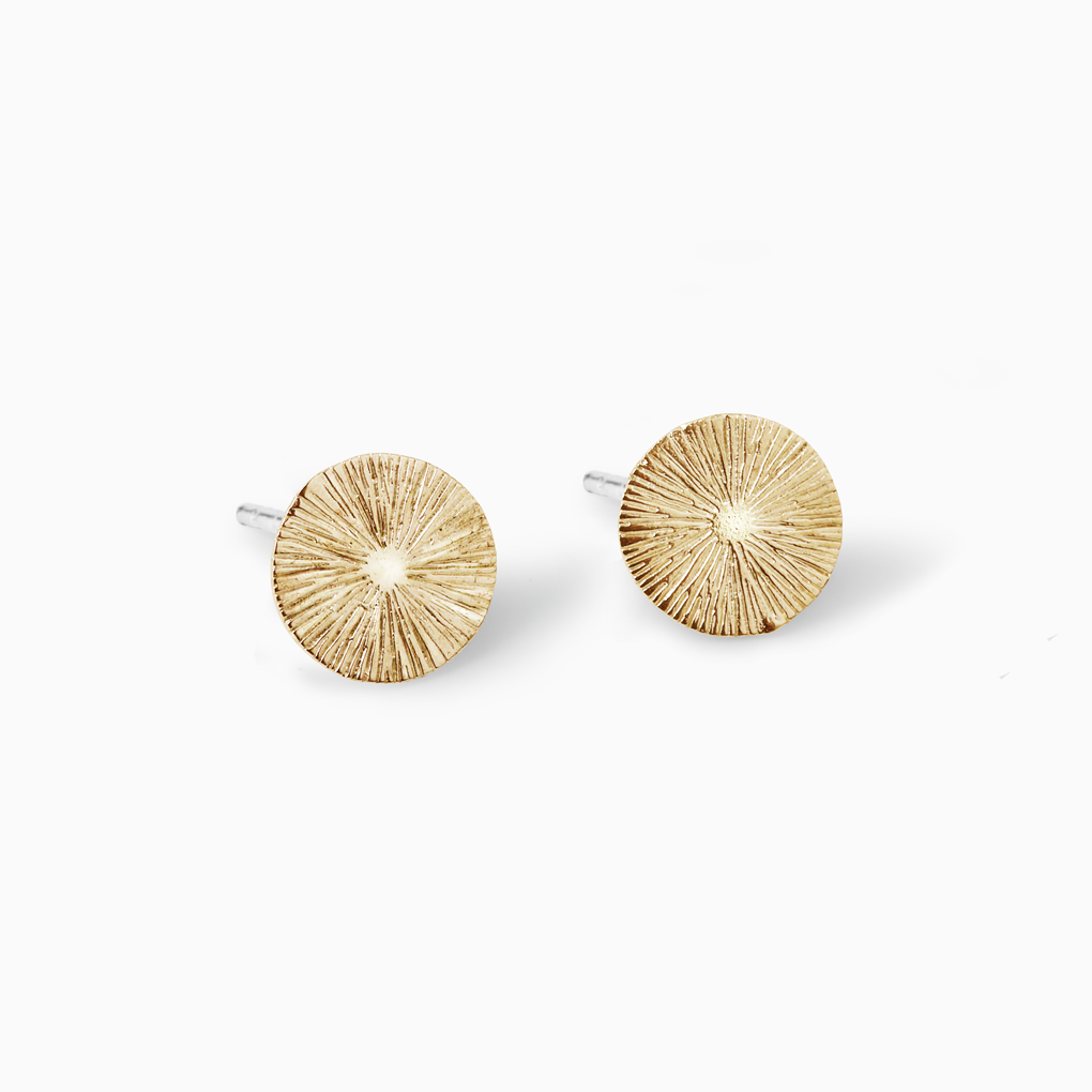 Iza-Jewelry-Cosmic Studs | Gold