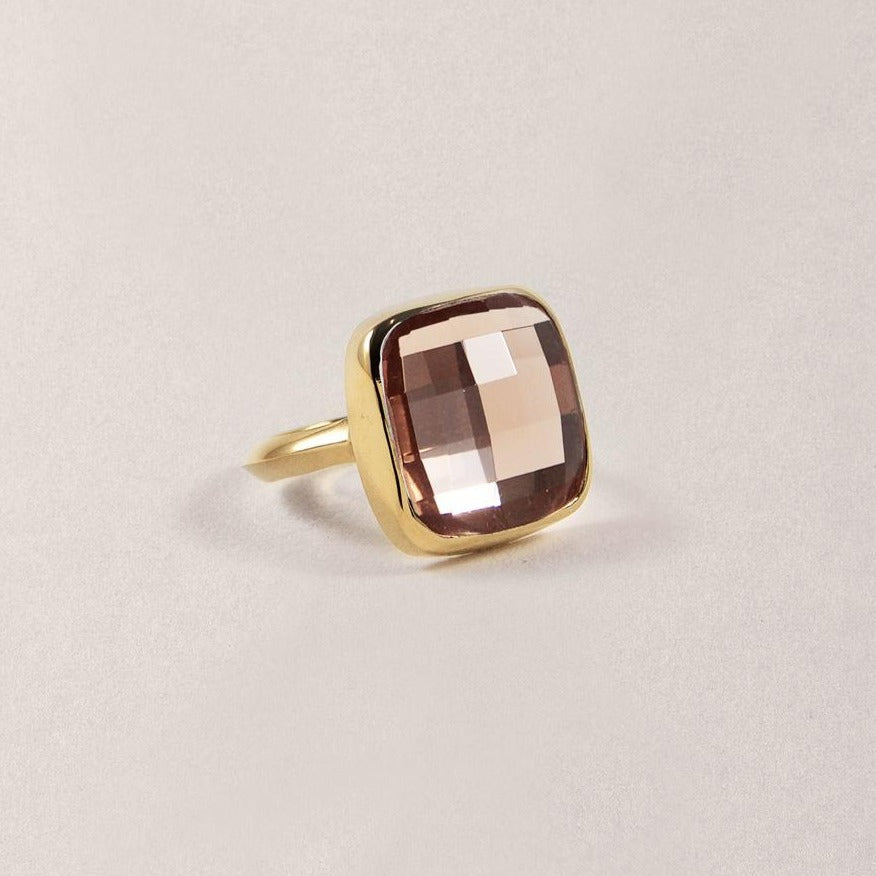 Signature Ring | Square