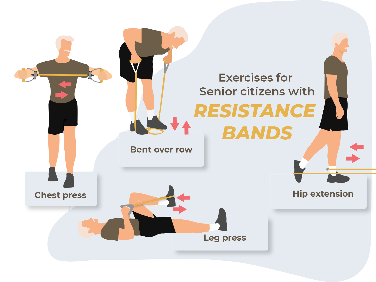 a few exercises that are especially great for seniors
