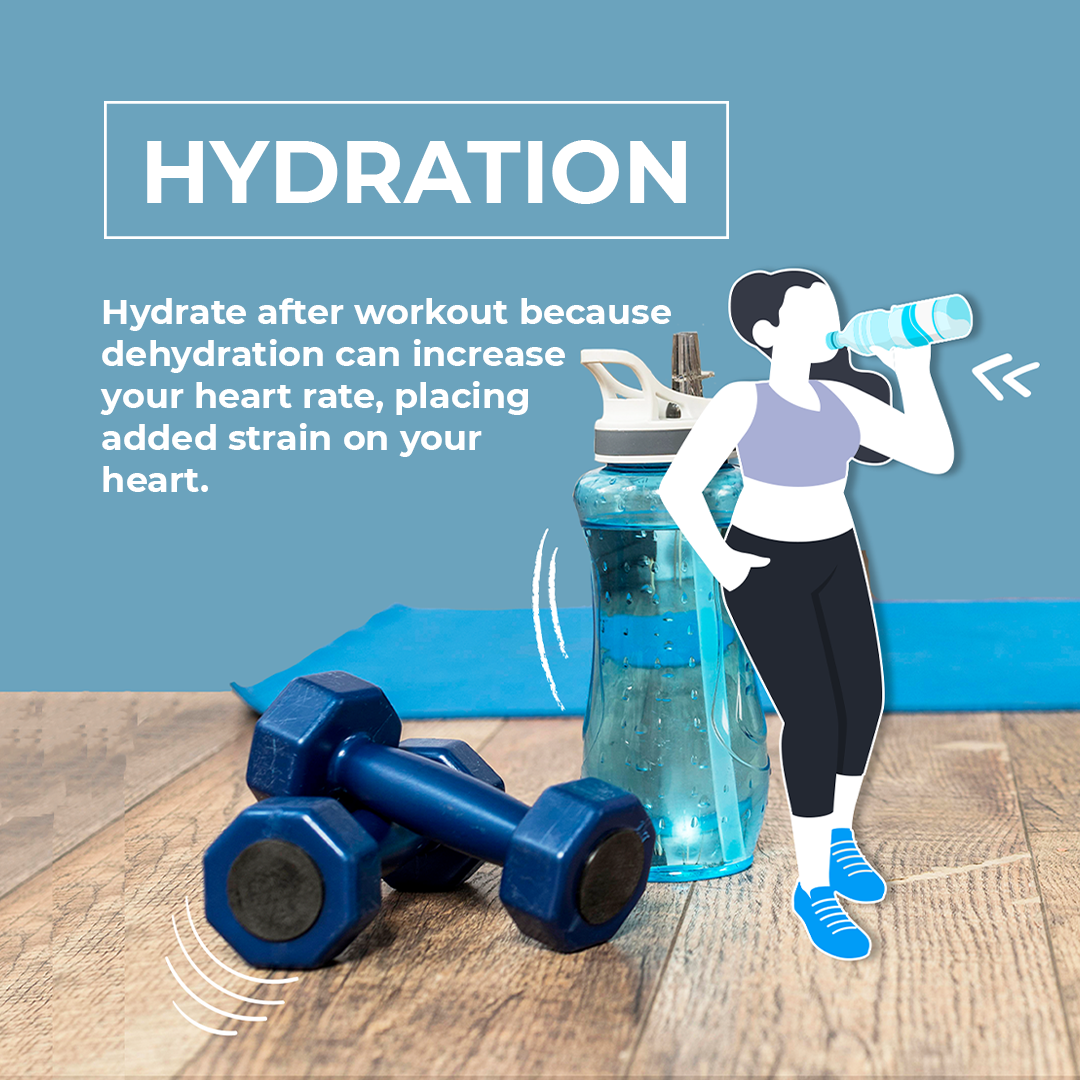 Details on the significance of hydration