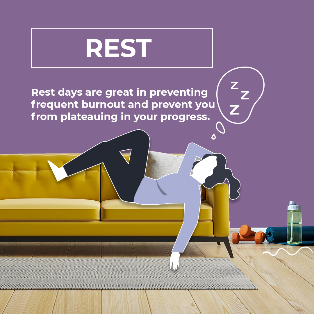 Importance of Resting